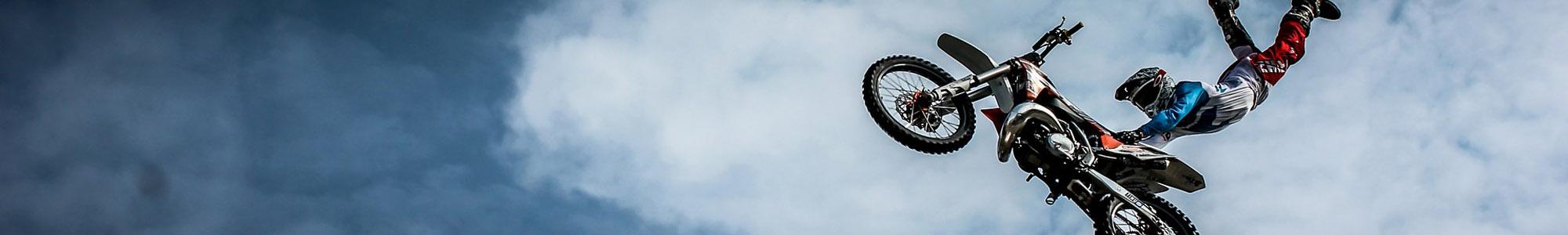 Dirt Bike Clutch and Brake Levers work with KTM, Husaqberg, GasGas, Husqvarna, Beta, Sherco and TM dirt bikes.